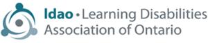 Idao - Learning Disabilities Association of Ontario